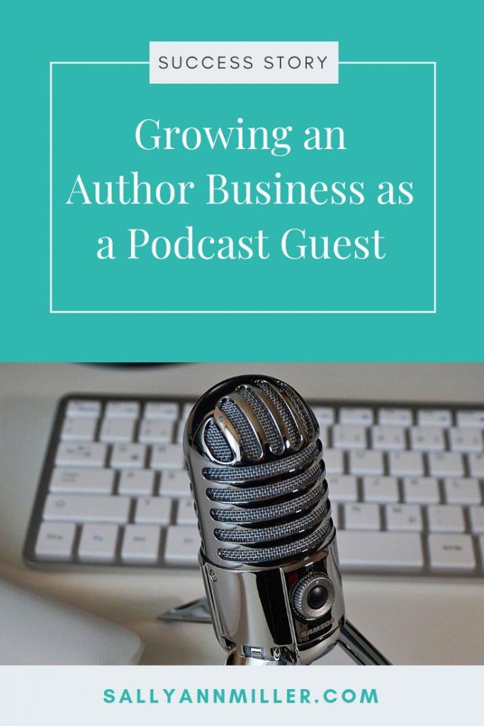 Author Success Story - Julie Schooler