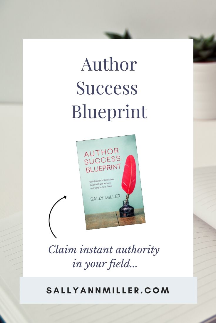 You can write a book and claim instant authority in your field. Learn how with Author Success Blueprint.
