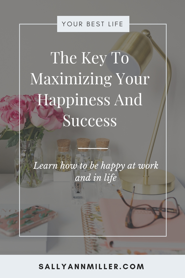 You can be happy at life and work! Click through to discover how.  #happiness #dowhatyoulove