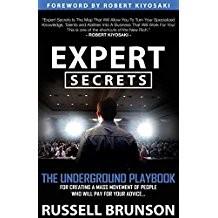 top business books: expert secrets