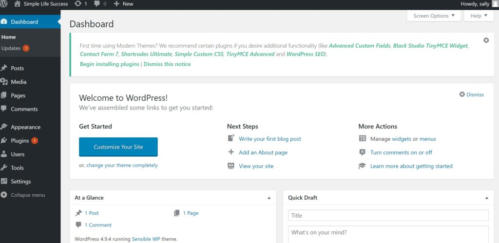 FastComet Screenshot 8