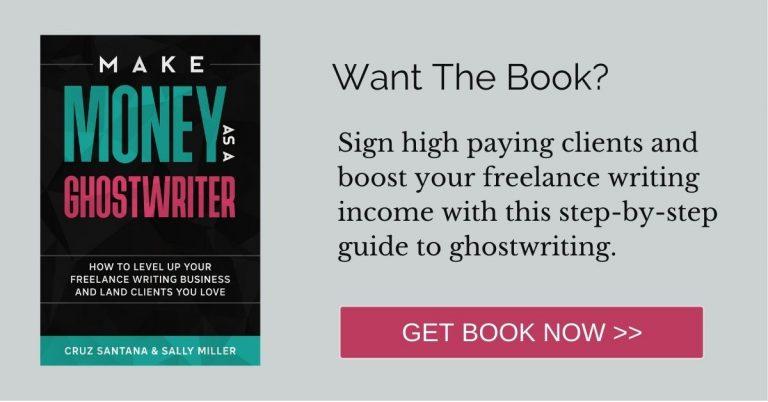 Get Ghostwriting Book