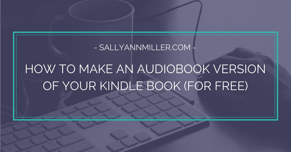 Yes, You Can Record Your Own Audiobook. Here's How.   Rob ...