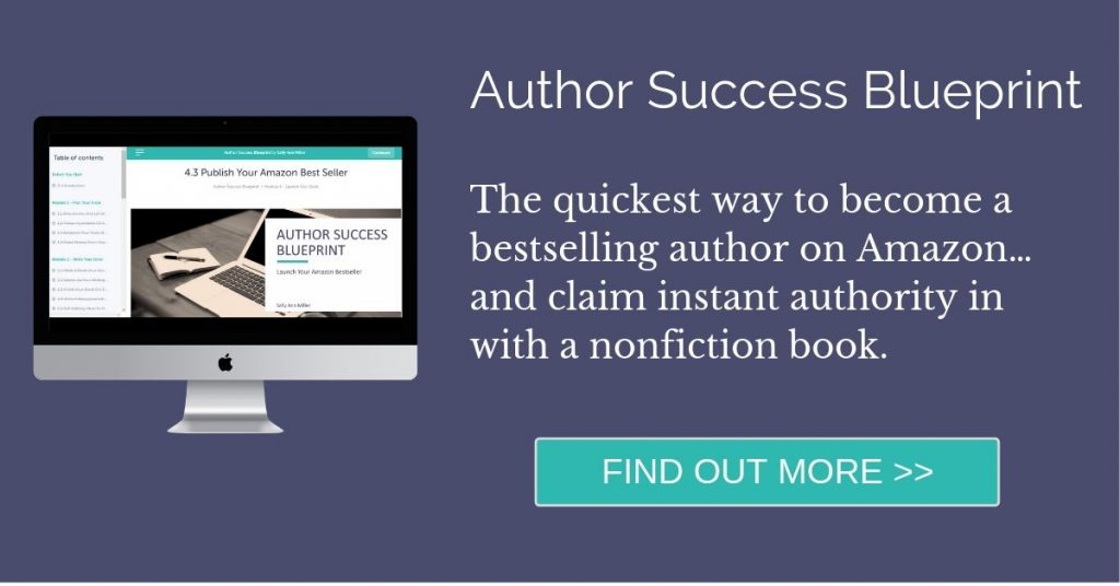 Join Author Success Blueprint