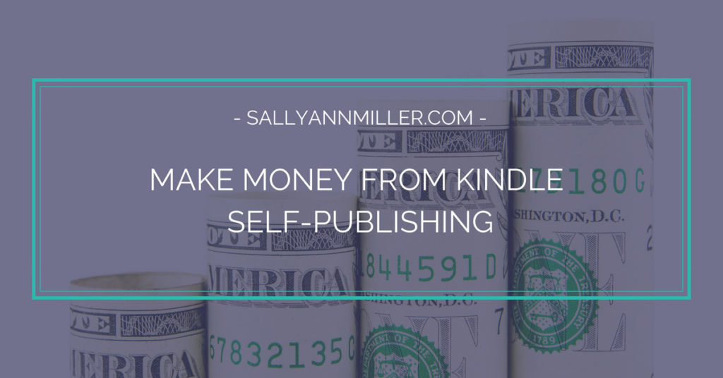 Kindle Self-Publishing Book