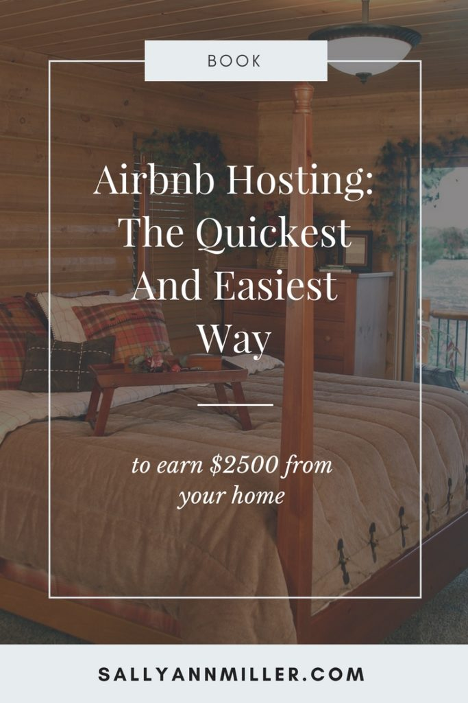 Make Money From Airbnb Hosting