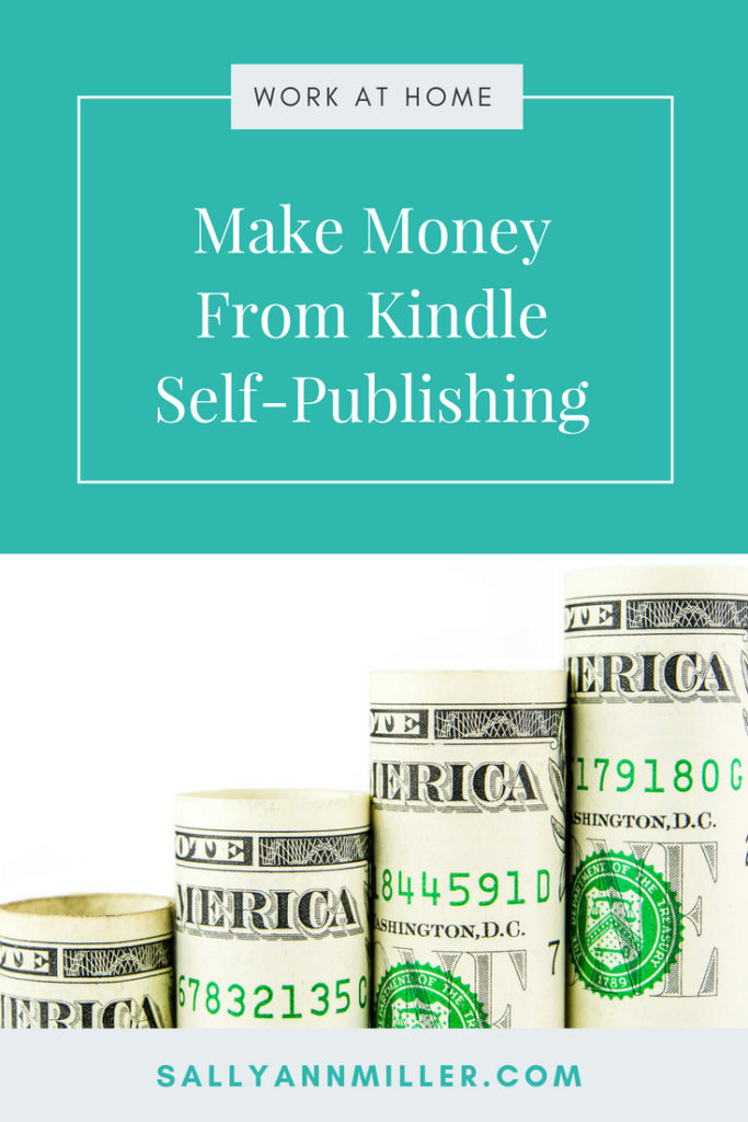 Make Money From Kindle Self-Publishing Book