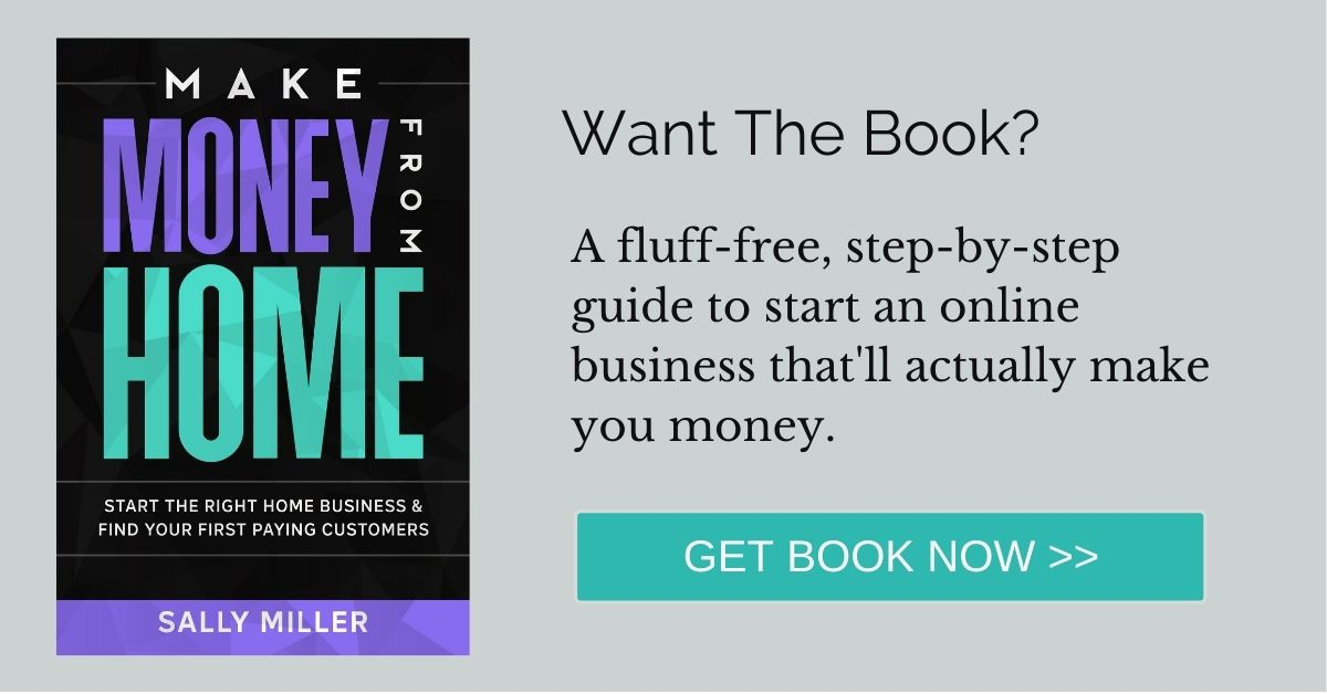 Make Money From Home Book