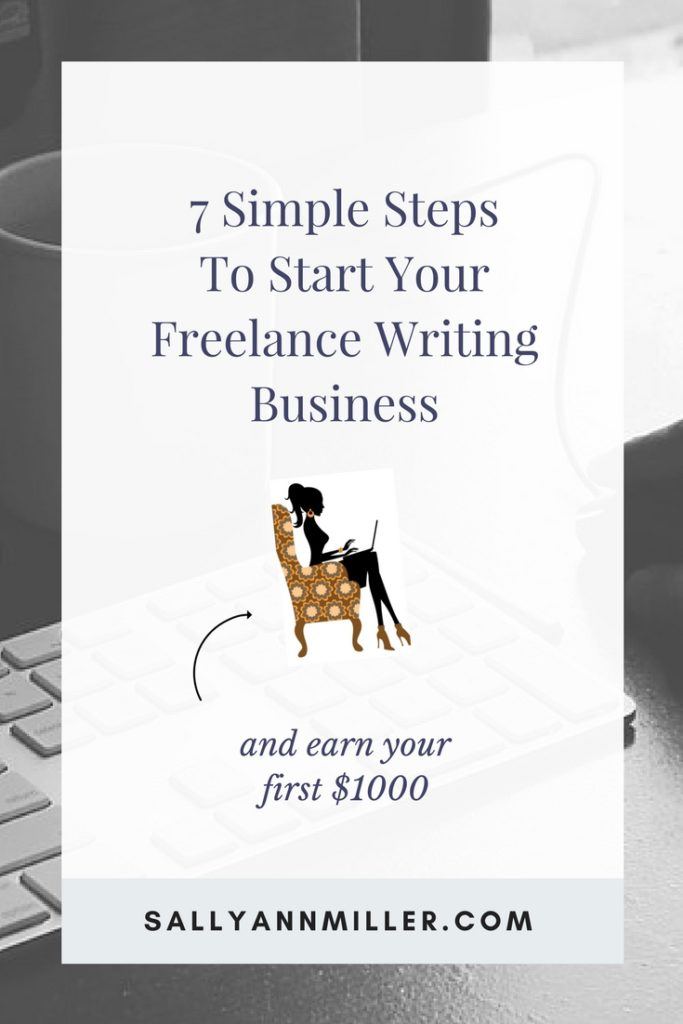 Start Freelance Writing Business