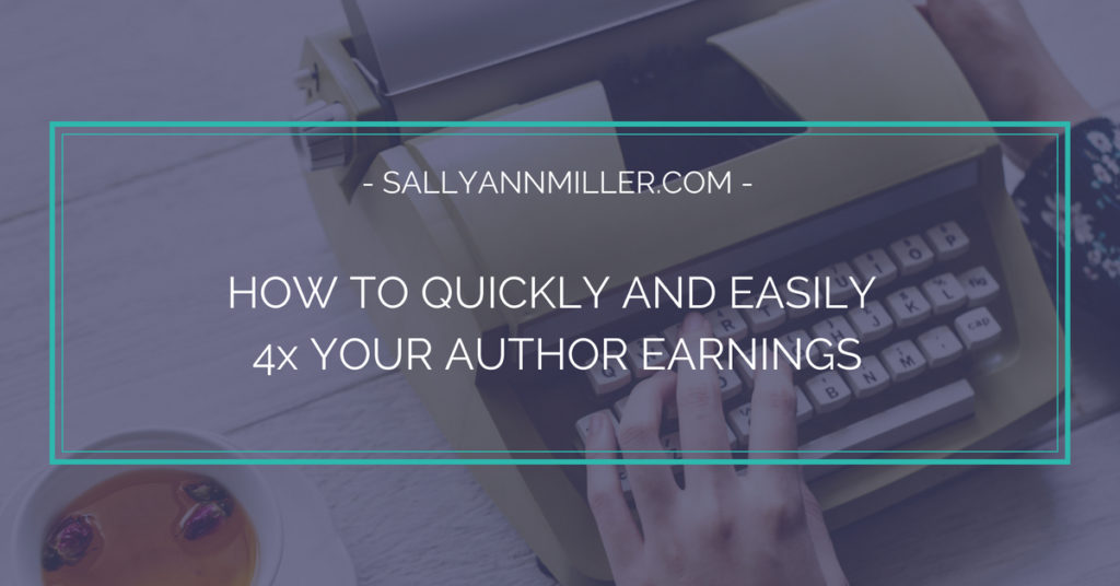 Are you ready to increase your author earnings? This post will help!