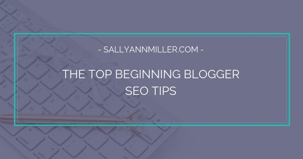 Try these beginning blogger SEO tips to help increase the organic search traffic to your blog.