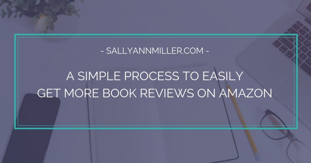 Ready to get more book reviews? Try this strategy.