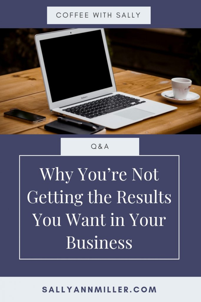 Learn to grow your business even if you're struggling.
