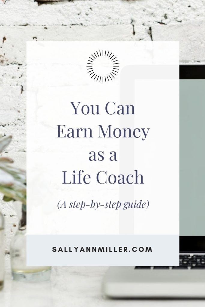 Ready to start a life coaching business of your own? Get started today with this step-by-step guide. #lifecoach #startabusiness