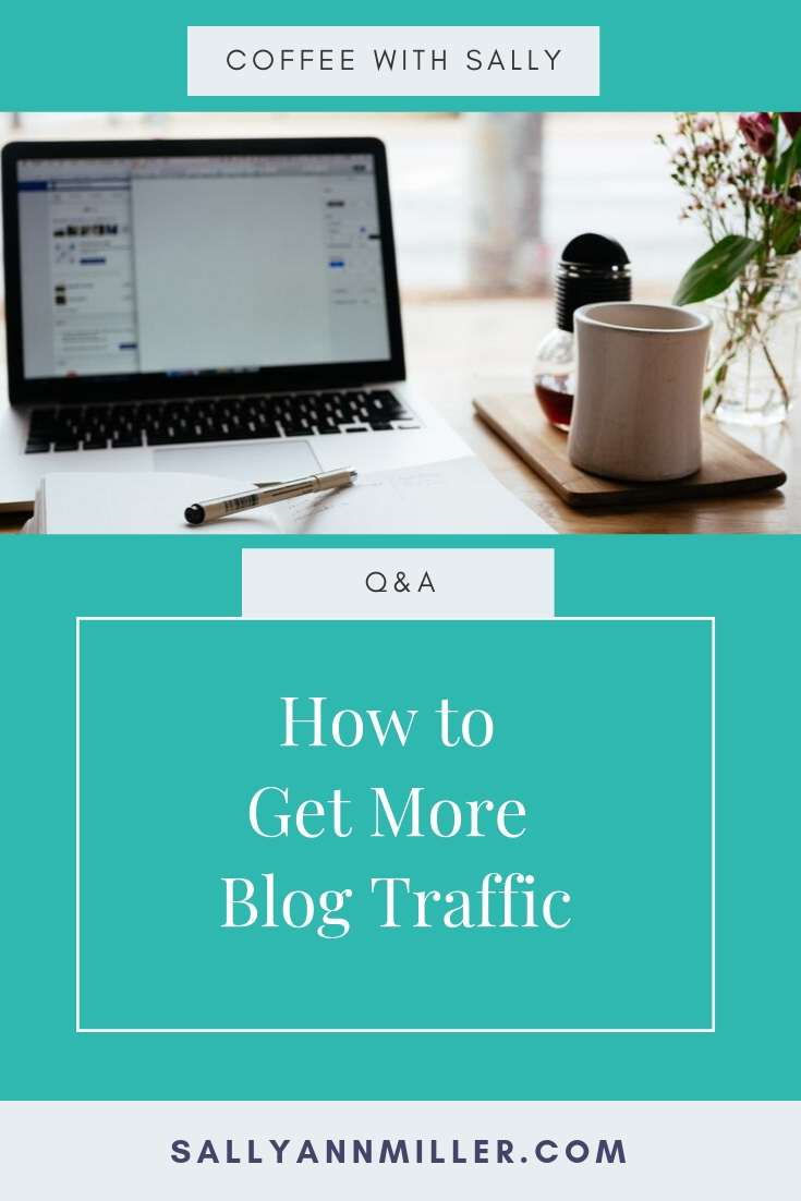 Get more blog traffic with these tips.
