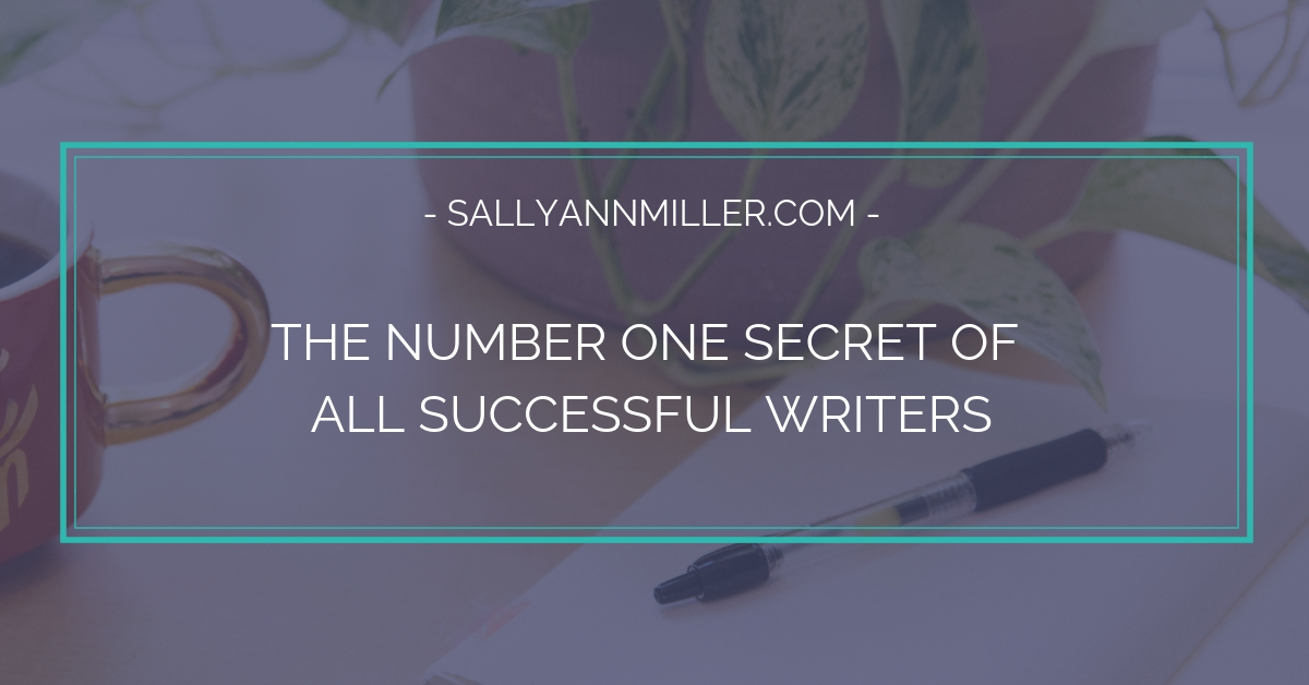 Ever wonder why some people get paid to write while others struggle to make sales? Here's one key trait that successful writers share.