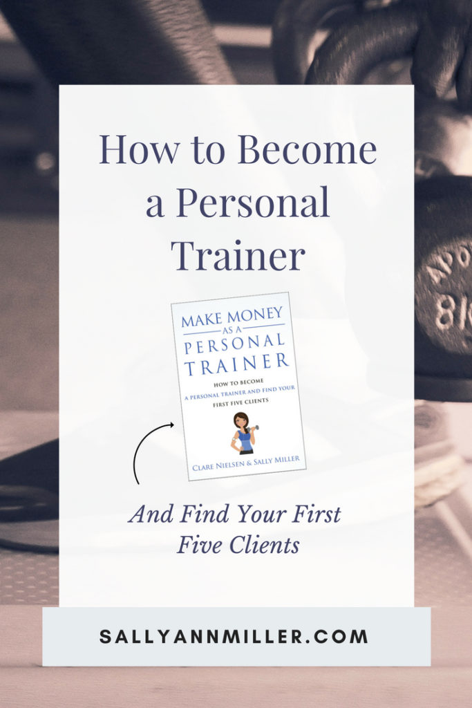 You can create a business based around your health and fitness passion. Here's how to become a personal trainer.