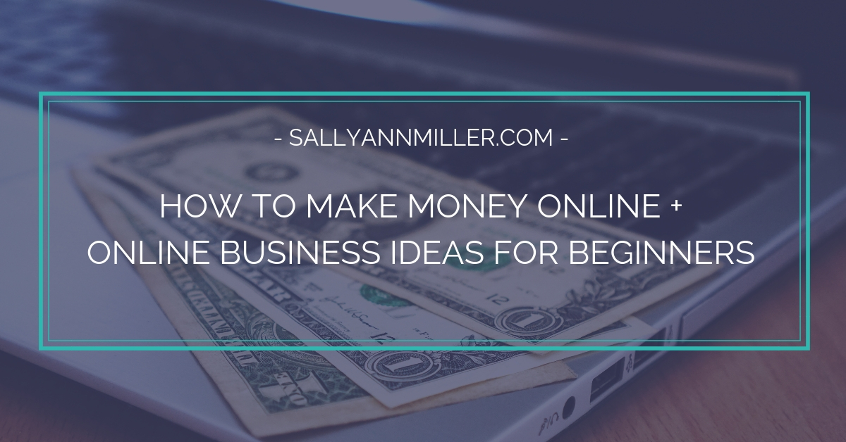 Want to know how to make money online? Just follow this three-step process.