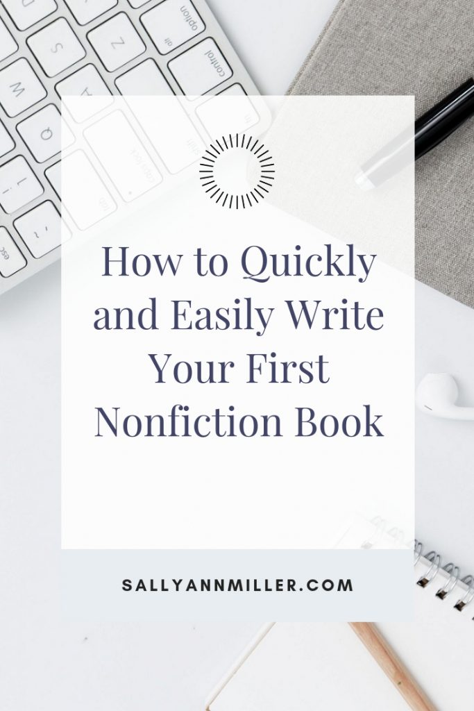 You can write a book quickly and easily if you know how to outline a book. Here's a step by step guide. #selfpublishing #writing