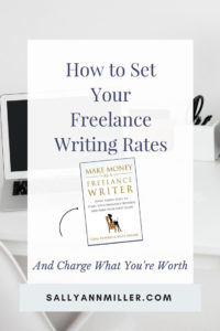 Are you having trouble setting your freelance writing rates? Here's some advice that might help. #freelancewriting #mompreneur