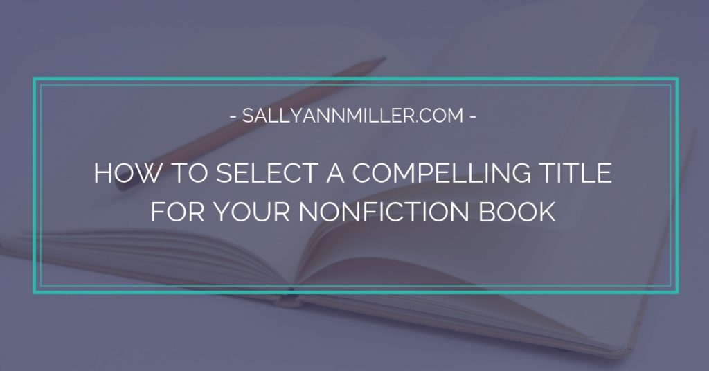Are you wondering how to title your book? Follow these guidelines to come up with the perfect title.