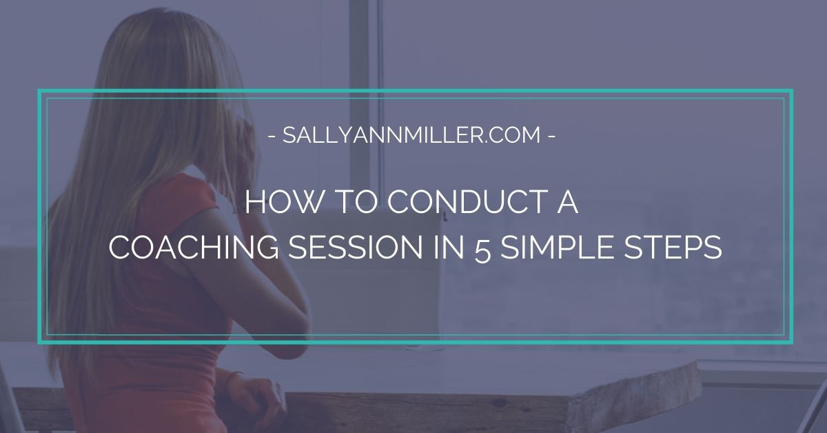 How to conduct a coaching call in 5 simple steps